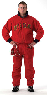 WJCY75 Iowa State Full Zip Jacket