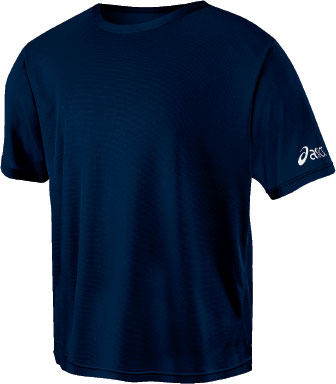 BT630 Asics® Circuit-7 Warm-Up Shirt