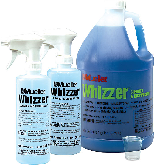 230201 WHIZZER® CLEANER & DISINFECTANT