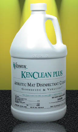 KCL98 KENCLEAN PLUS Athletic Mat Cleaner
