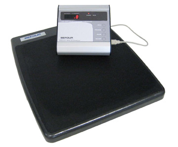 PS-6600 Befour Take-A-Weigh Digital Scale