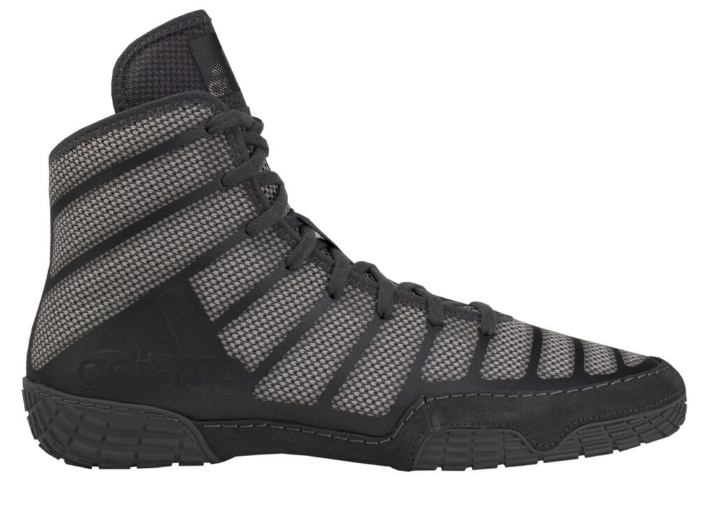 NEW!! adiZero™ Varner II Wrestling Shoes, color: Onyx/Grey