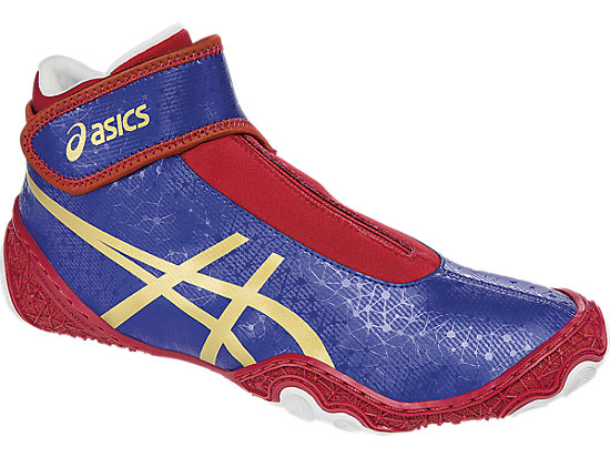 NEW! ASICS® Omniflex-Attack™ V2.0 Wrestling Shoes *Color: (4394)