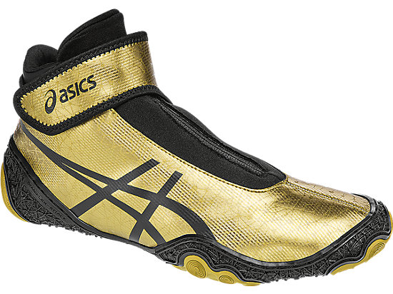 NEW! ASICS® Omniflex-Attack™ V2.0 Wrestling Shoes *Color: (9490)