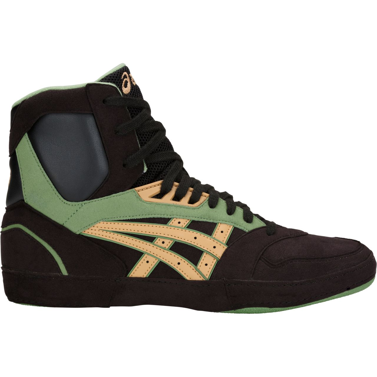 NEW!! ASICS® International Lyte™ Wrestling Shoes, Color: (001) - Click Image to Close