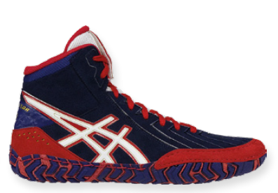 ASICS® Aggressor® 3 Wrestling Shoes *** Color: (5201)
