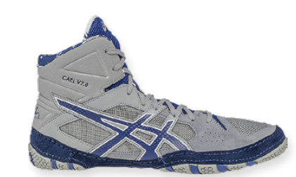 ASICS® Cael® V7.0 Wrestling Shoes **** COLOR: (9652)