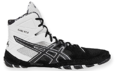 ASICS® Cael® V7.0 Wrestling Shoes **** COLOR: (9099)