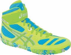 ASICS® Aggressor® 2 LE Wrestling Shoes *** Color: (0470)