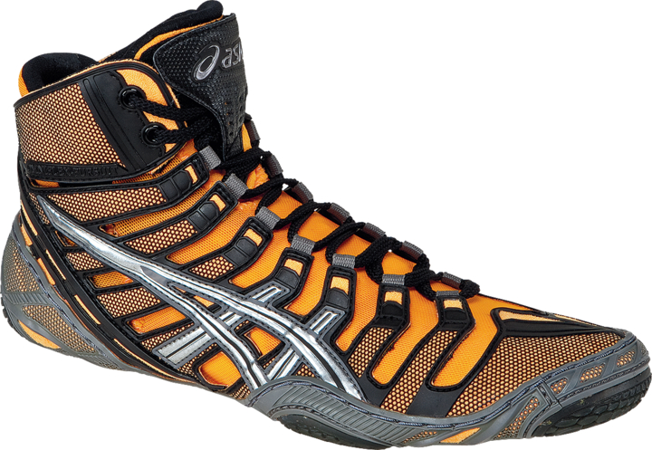 ASICS® Omniflex Pursuit™ Wrestling Shoes ** Color: (3293)