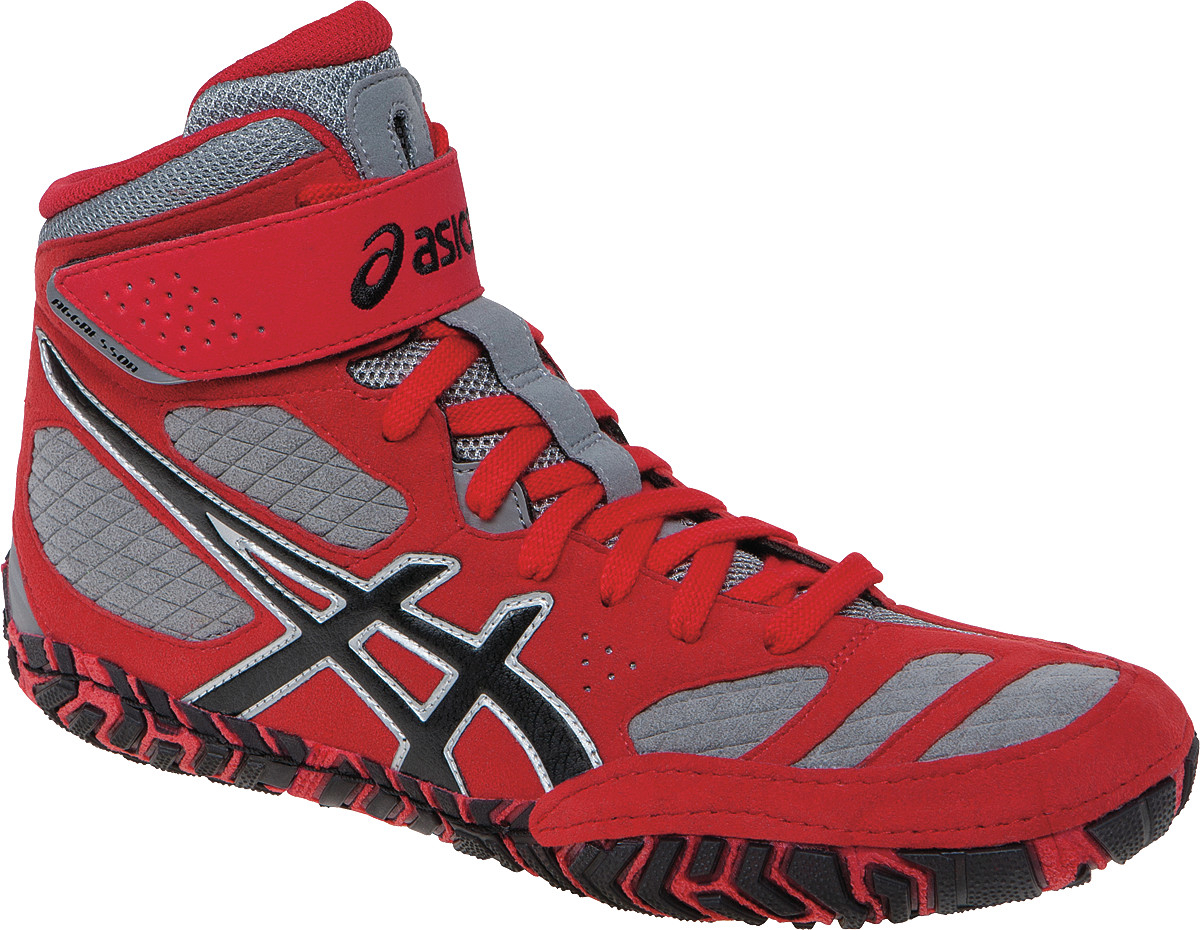 ASICS® Aggressor® 2 Wrestling Shoes *** Color: (2690)