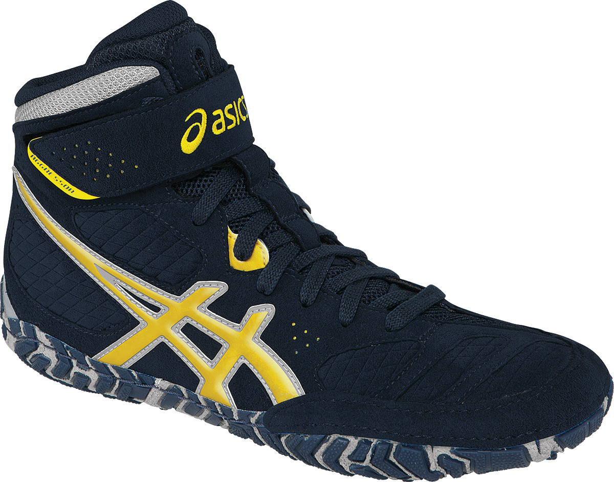 ASICS® Aggressor® 2 Wrestling Shoes *** Color: (5005)