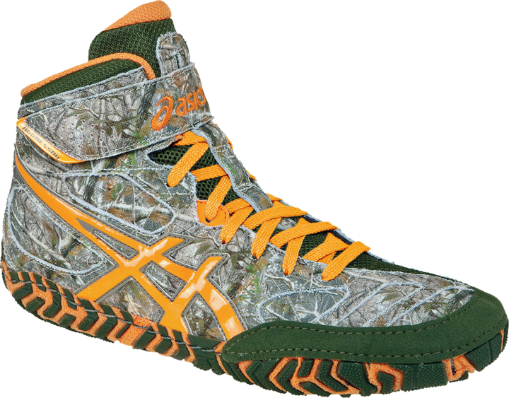 kids asics wrestling shoes