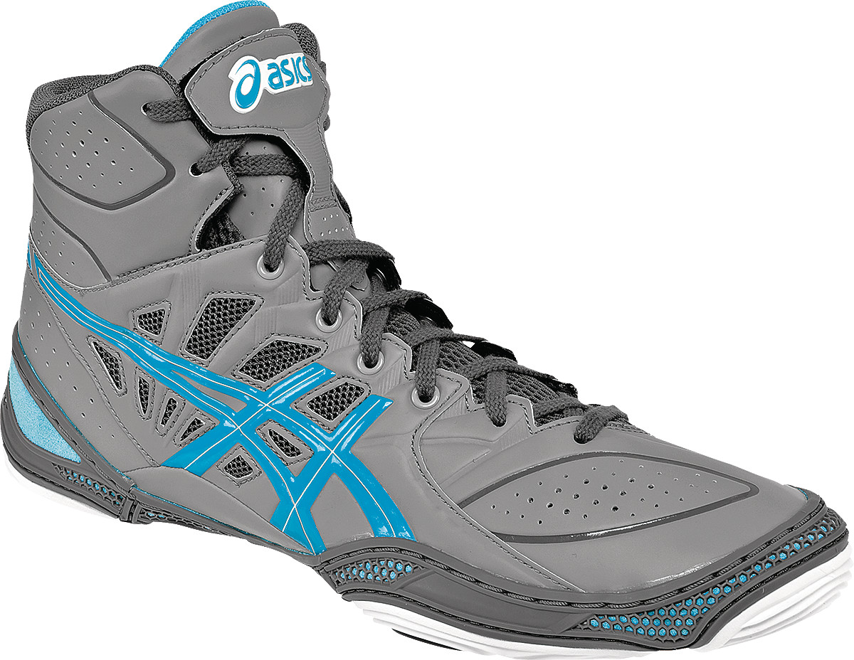 ASICS® Dan Gable Ultimate® 3 Wrestling Shoes, Color: (9361)