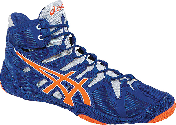 ASICS® Omniflex-Attack™ Wrestling Shoes ** Color: (6031)