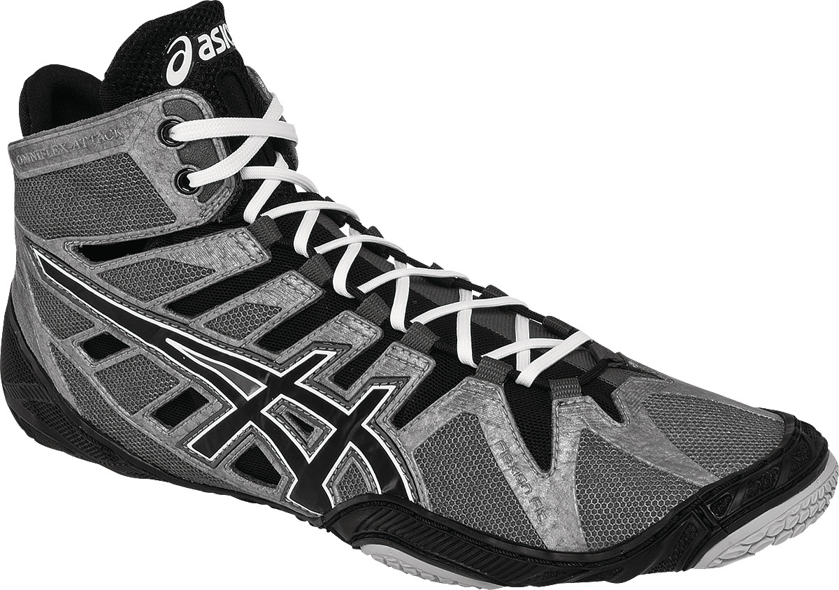 ASICS� Omniflex-Attack� Wrestling Shoes ** Color: (7990)