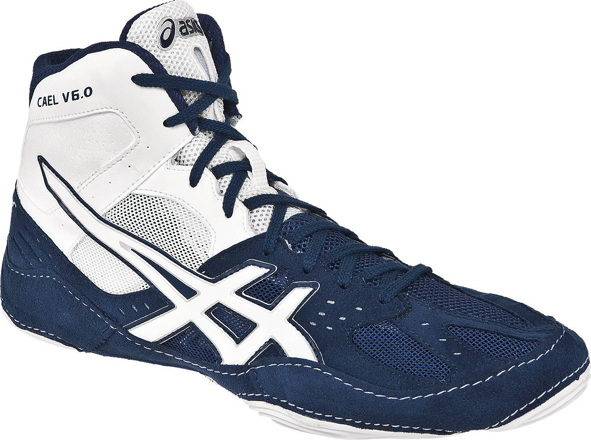 ASICS® Cael® V6.0 Wrestling Shoes **** COLOR: (5001) [J401Y ...