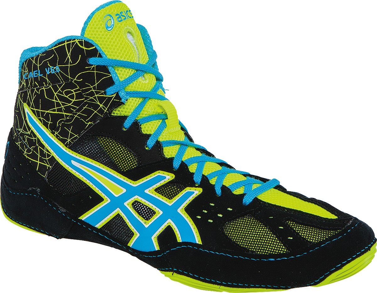 ASICS® Cael® V6.0 Wrestling Shoes **** COLOR: (9059)