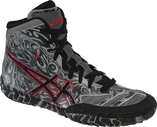 ASICS® Aggressor® 2 LE Scorpion Wrestling Shoes ** Color: (7990)