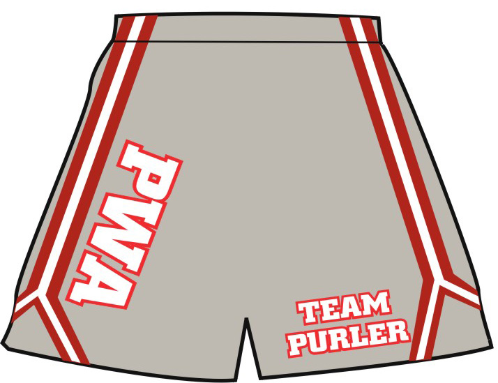 PWA 155 Team Purler / PWA Custom Shorts