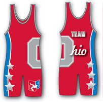 Matman - Sublimated - High Cut Singlets