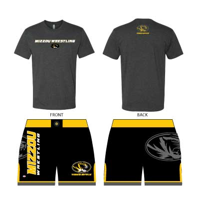 WC Mizzou Team Combo Package #1, color: Black/Gold/Grey
