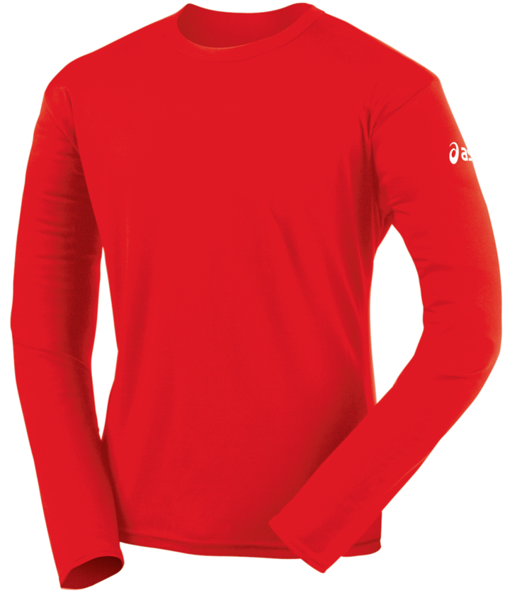 ASICS® Circuit 7™ Warm-Up Long Sleeve Shirt