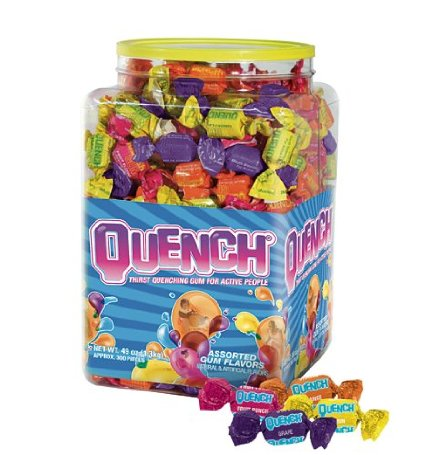 Quench Gum Tub-O-Quench®