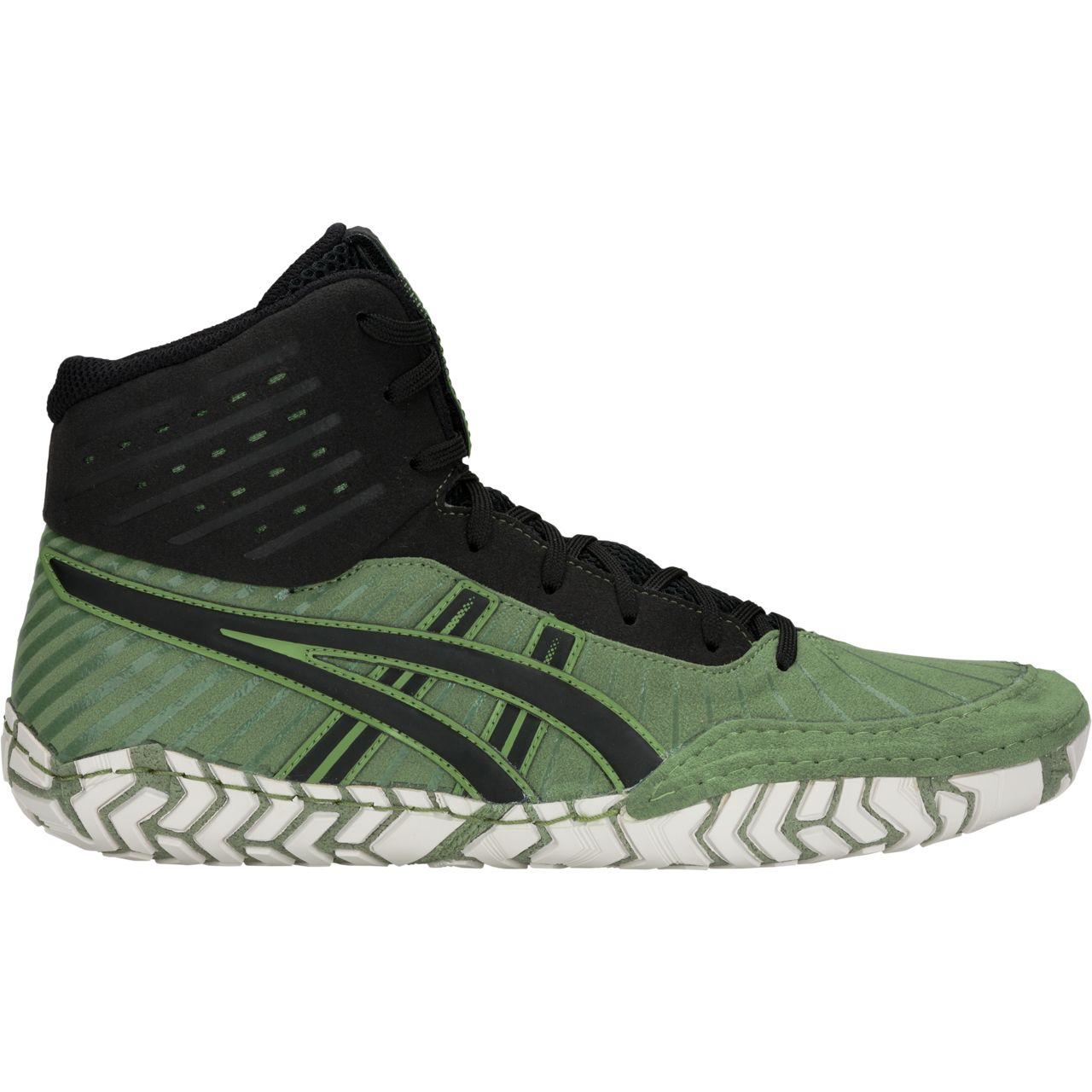 ASICS® Aggressor® 4 Wrestling Shoes *** Color: (300)