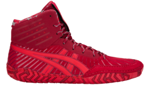 NEW!! ASICS® Aggressor® 4 LE Wrestling Shoes, Color: (600)