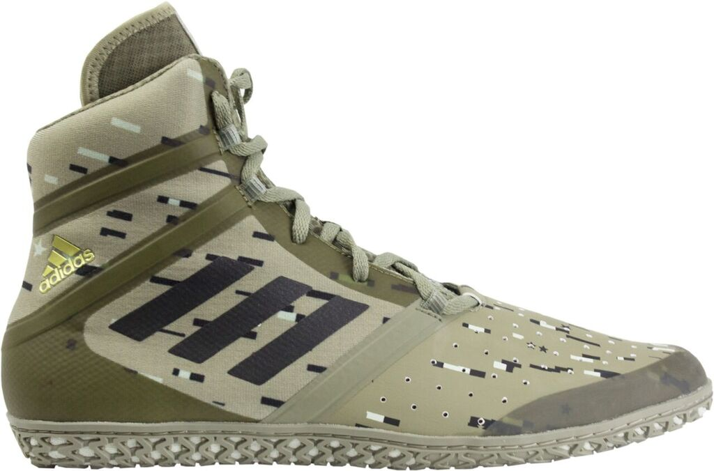adidas Impact™ Wrestling Shoes, color: Digital Camo Print