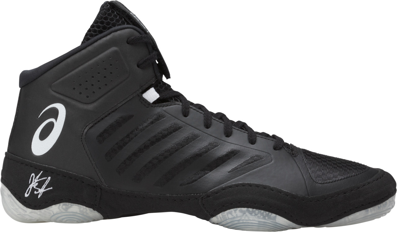 ASICS® JB Elite™ III Wrestling Shoes **** COLOR: (9001)