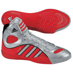 0679 Adidas A'taak II Wrestling Shoes