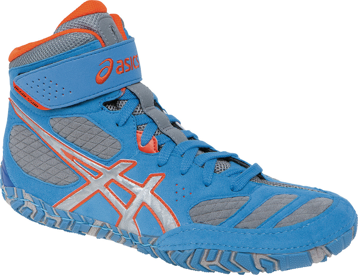ASICS® Aggressor® 2 Wrestling Shoes *** Color: (3893)