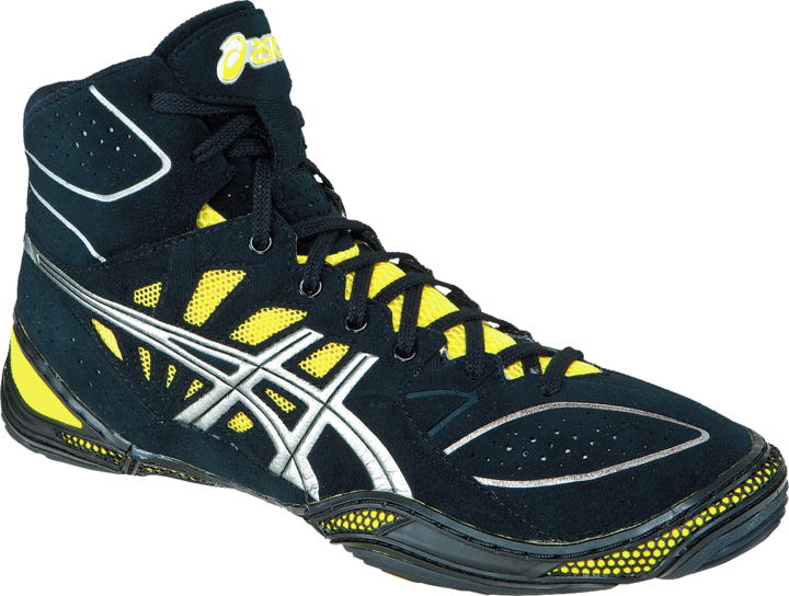 ASICS® Dan Gable Ultimate® 3 Wrestling Shoes, Color: (9093)