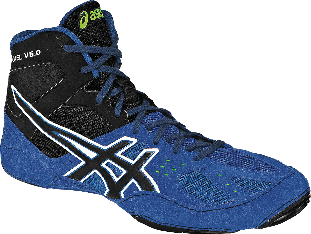 ASICS® Cael® V6.0 Wrestling Shoes **** COLOR: (6090)