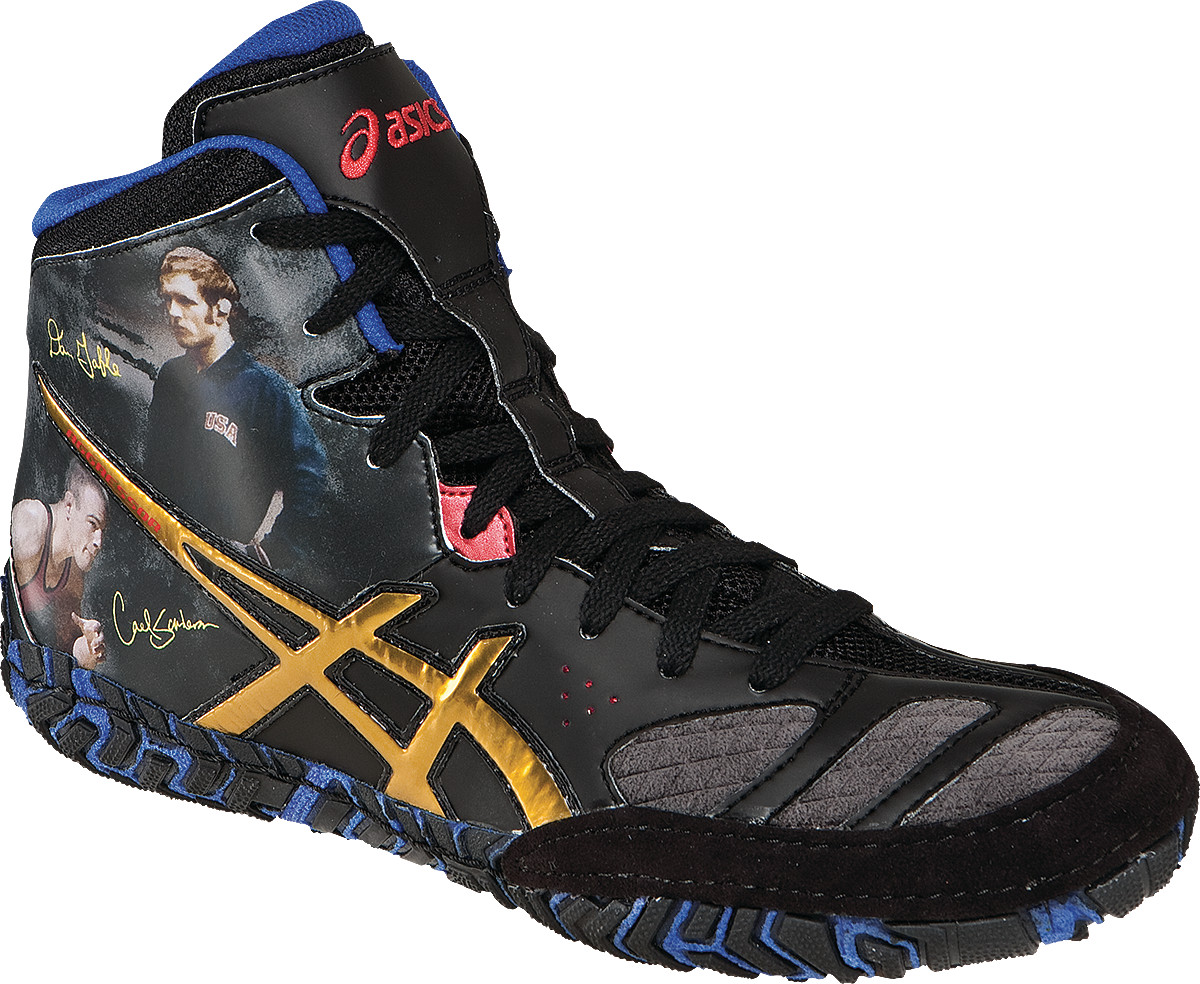 ASICS® Aggressor® 2 LE Legends™ Wrestling Shoes ** Color: (9094)